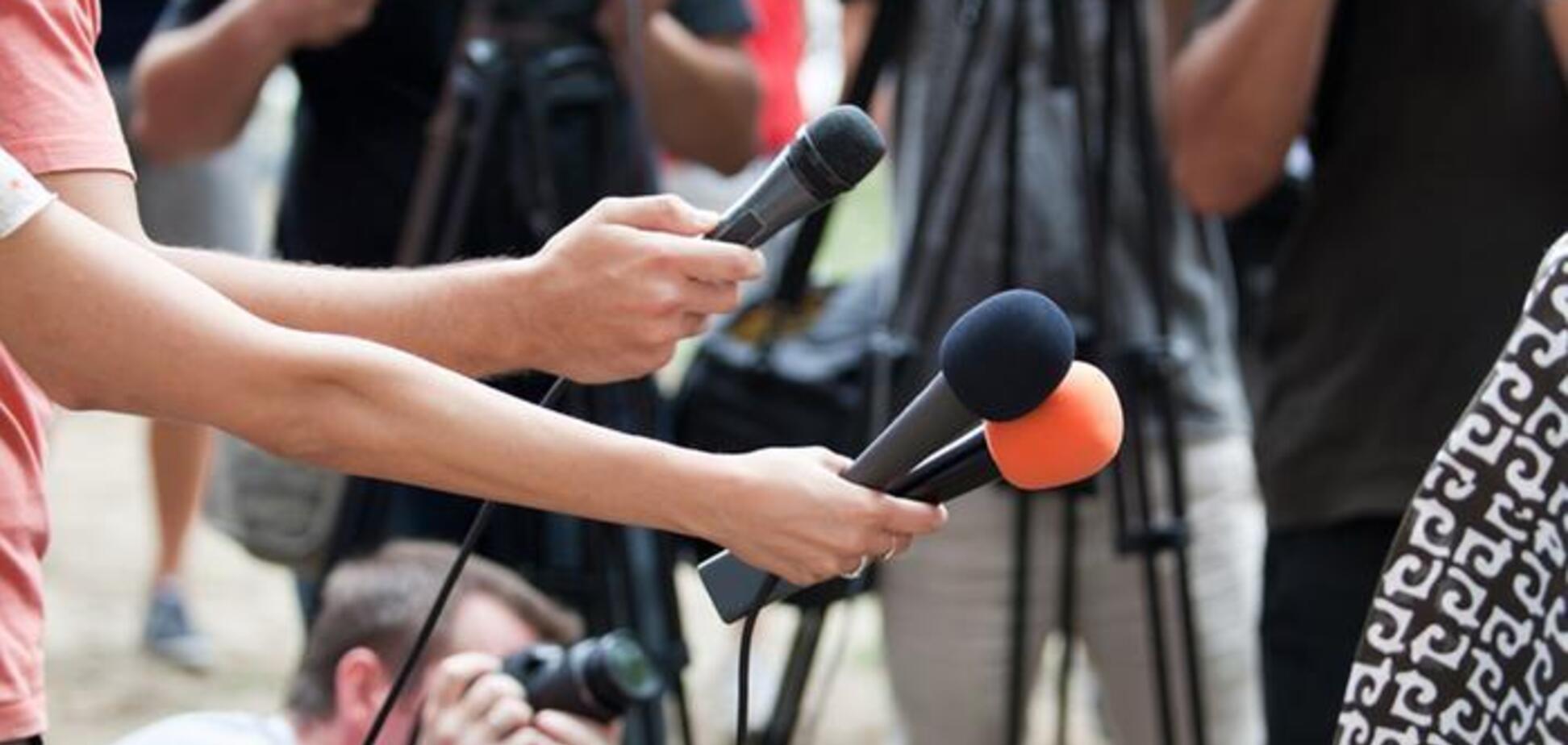 Генерал закликав озброїти українських журналістів
