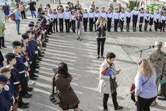 Діти непритомніли: у Криму окупанти влаштували свавілля на мітингу