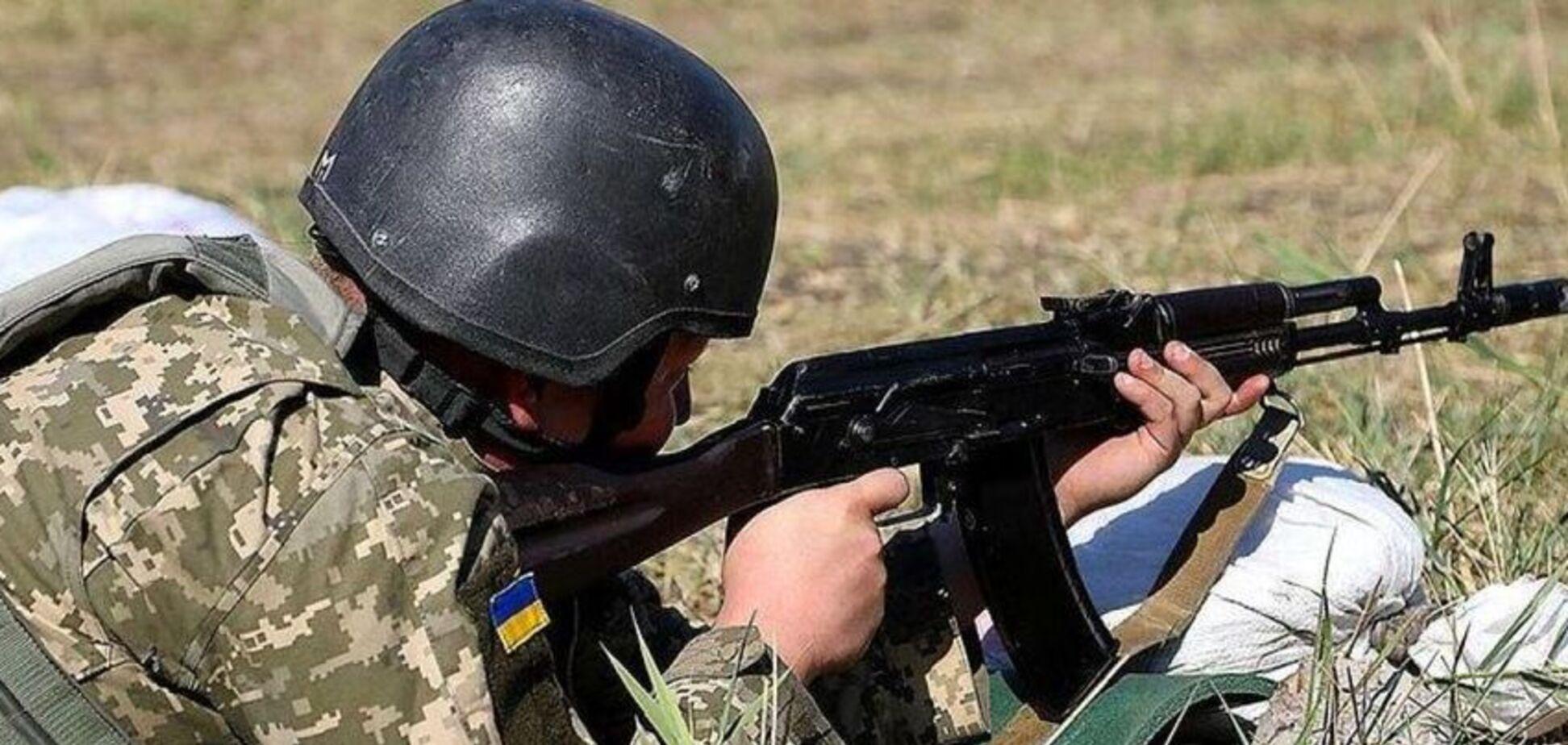 Война за независимость: террористы ранили на Донбассе четверых бойцов ОС
