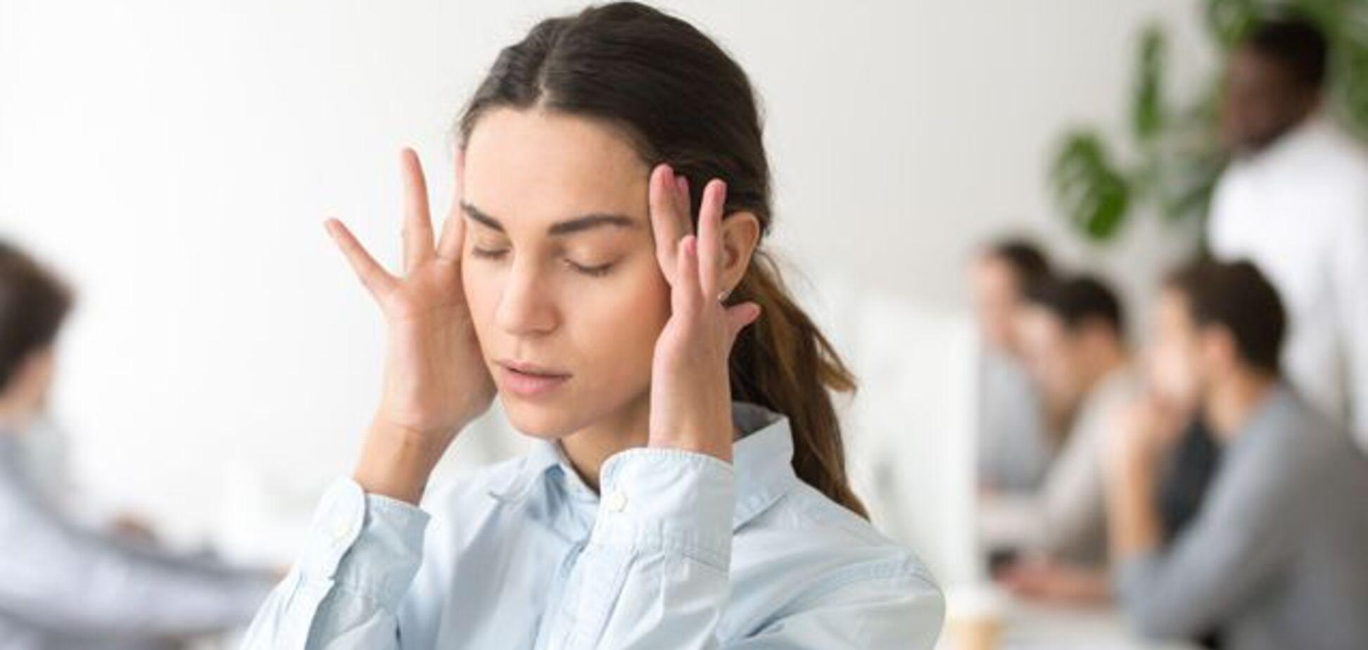 Як швидко позбутися від головного болю: поради лікарки