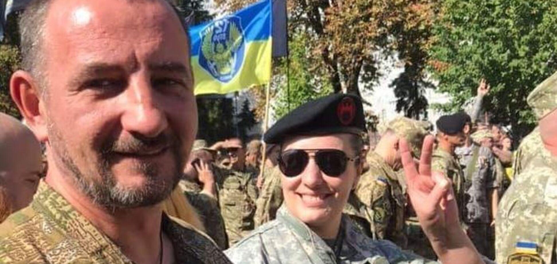'Причетні до вбивства Шеремета': ЗМІ зробили гучну заяву про ветеранку АТО 'Пуму'