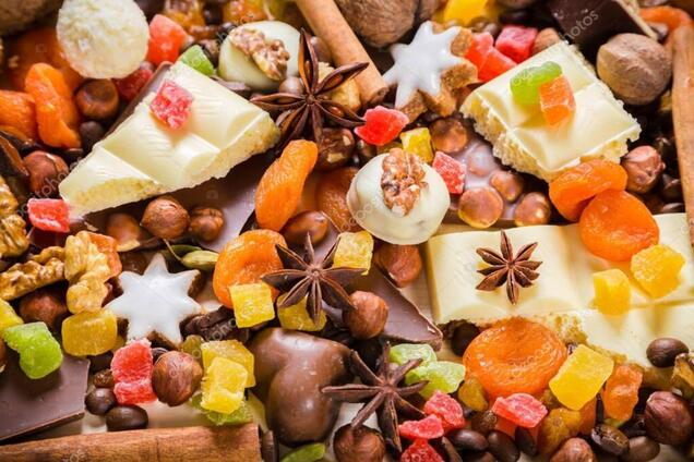 Які солодощі найшкідливіші