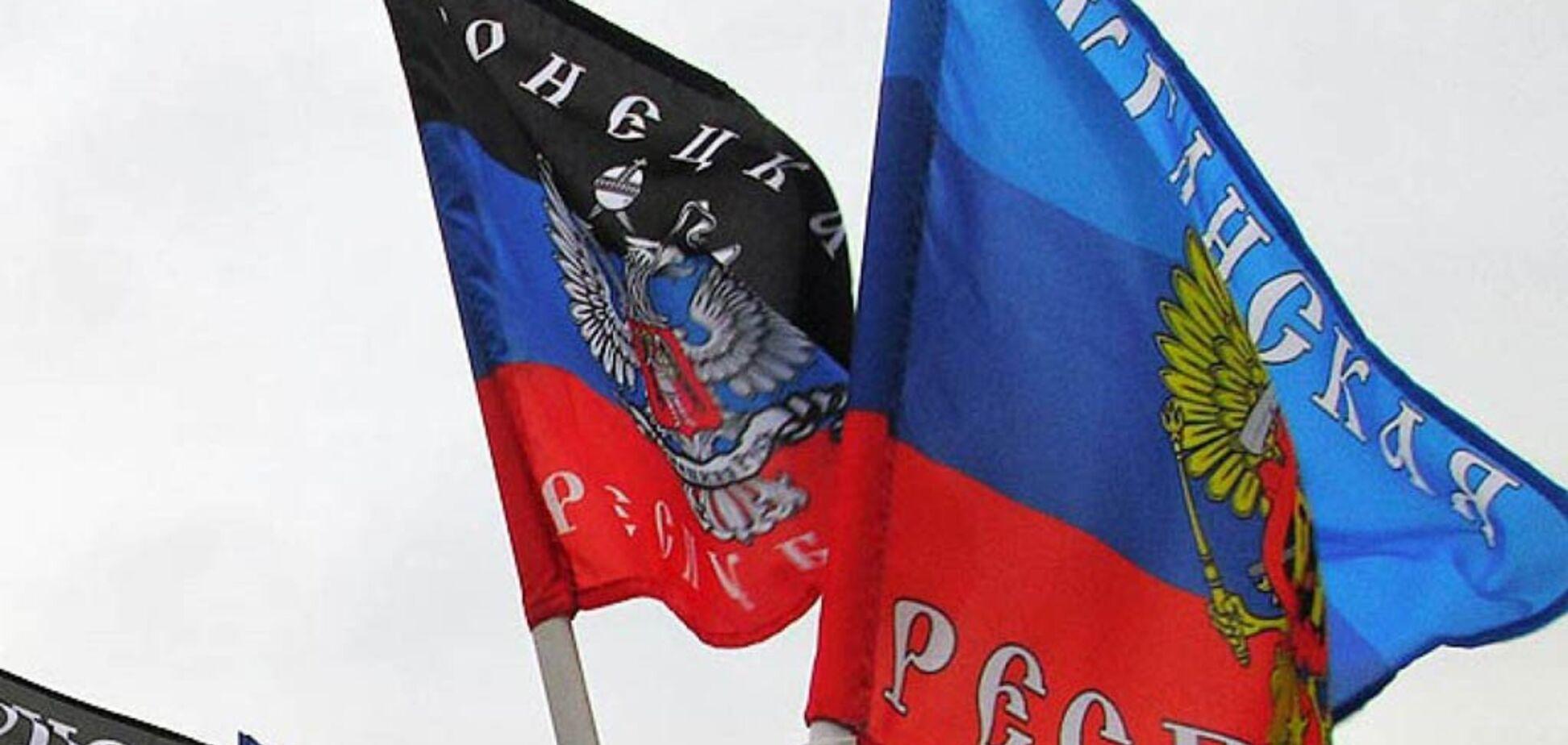 Между 'ДНР' и 'ЛНР' началась война