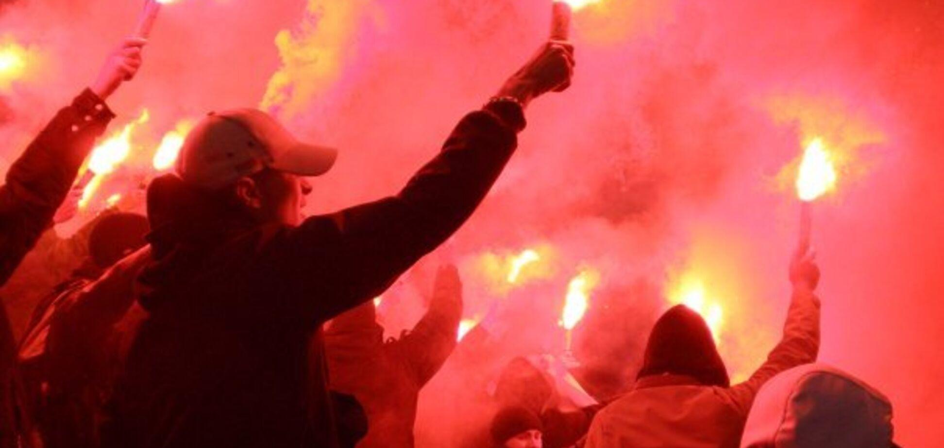 Массовая драка ультрас во Львове: украинские фанаты назвали виновных