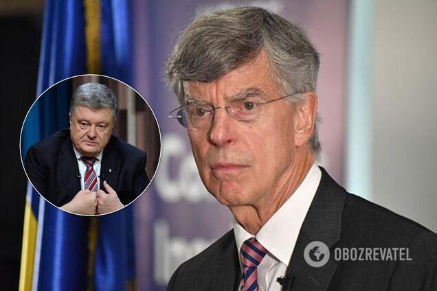 Вільям Тейлор, Петро Порошенко