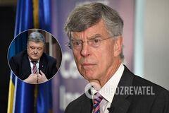 'Обвиняют в военных решениях': в США обеспокоены преследованием Порошенко
