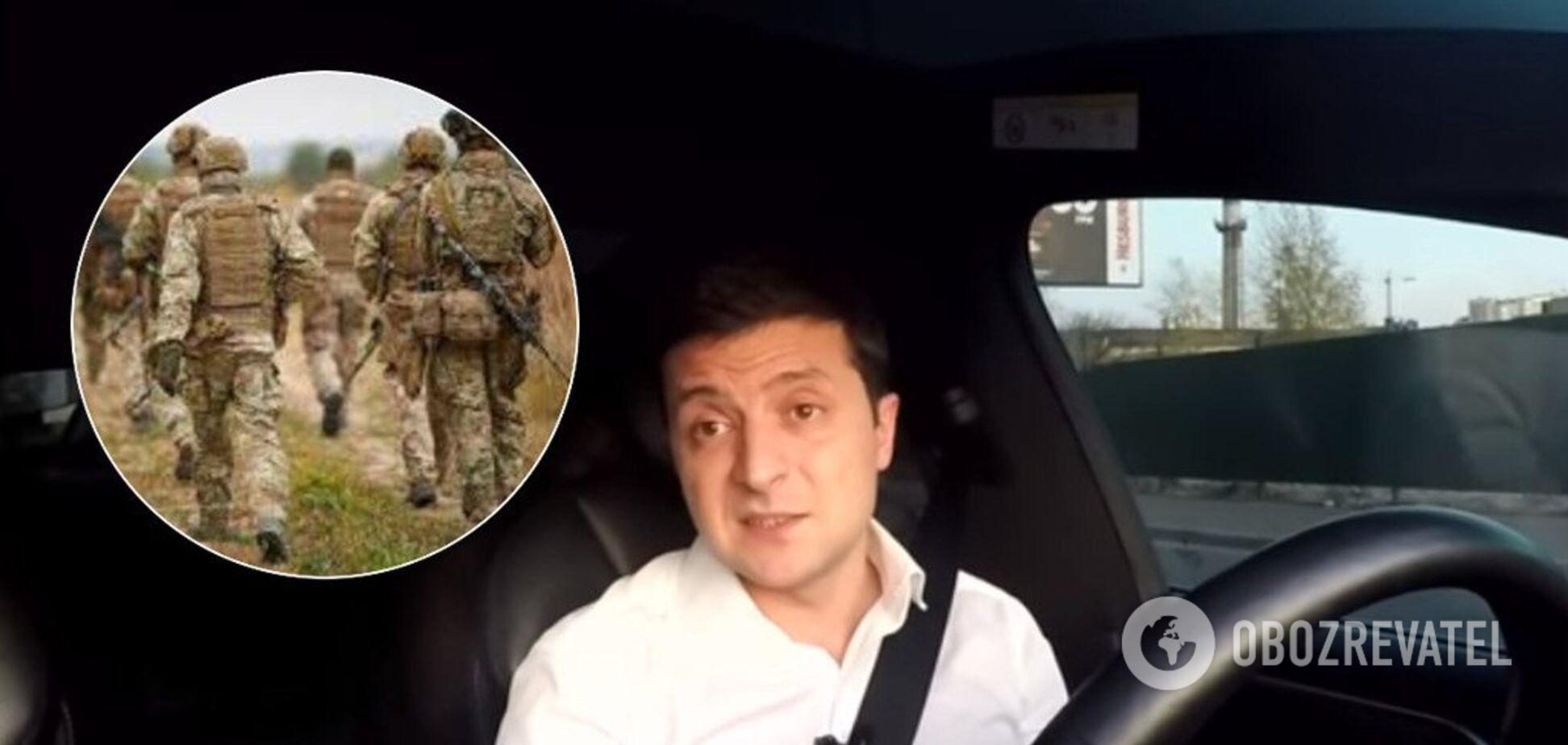Зеленский рассказал о достиженияхпосле отвода войск