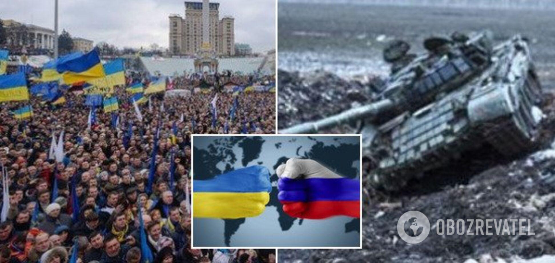 В Москві за український прапор нападали. Був масовий психоз – Рубінштейн