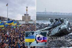 В Москве за украинский флаг нападали. Был массовый психоз – Рубинштейн