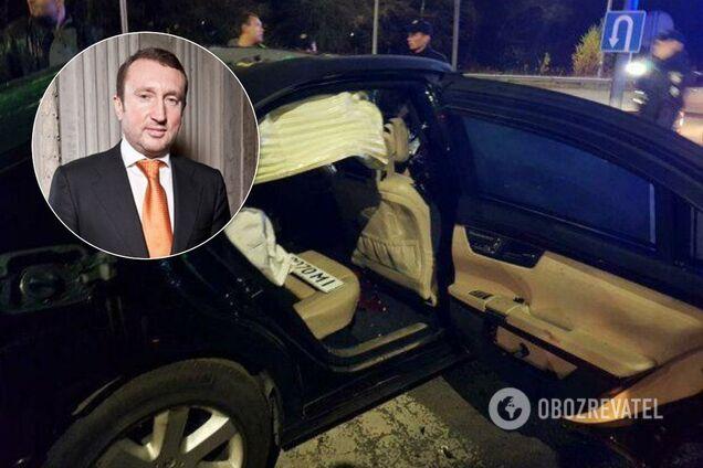 В Киеве взорвали авто российско-украинского бизнесмена
