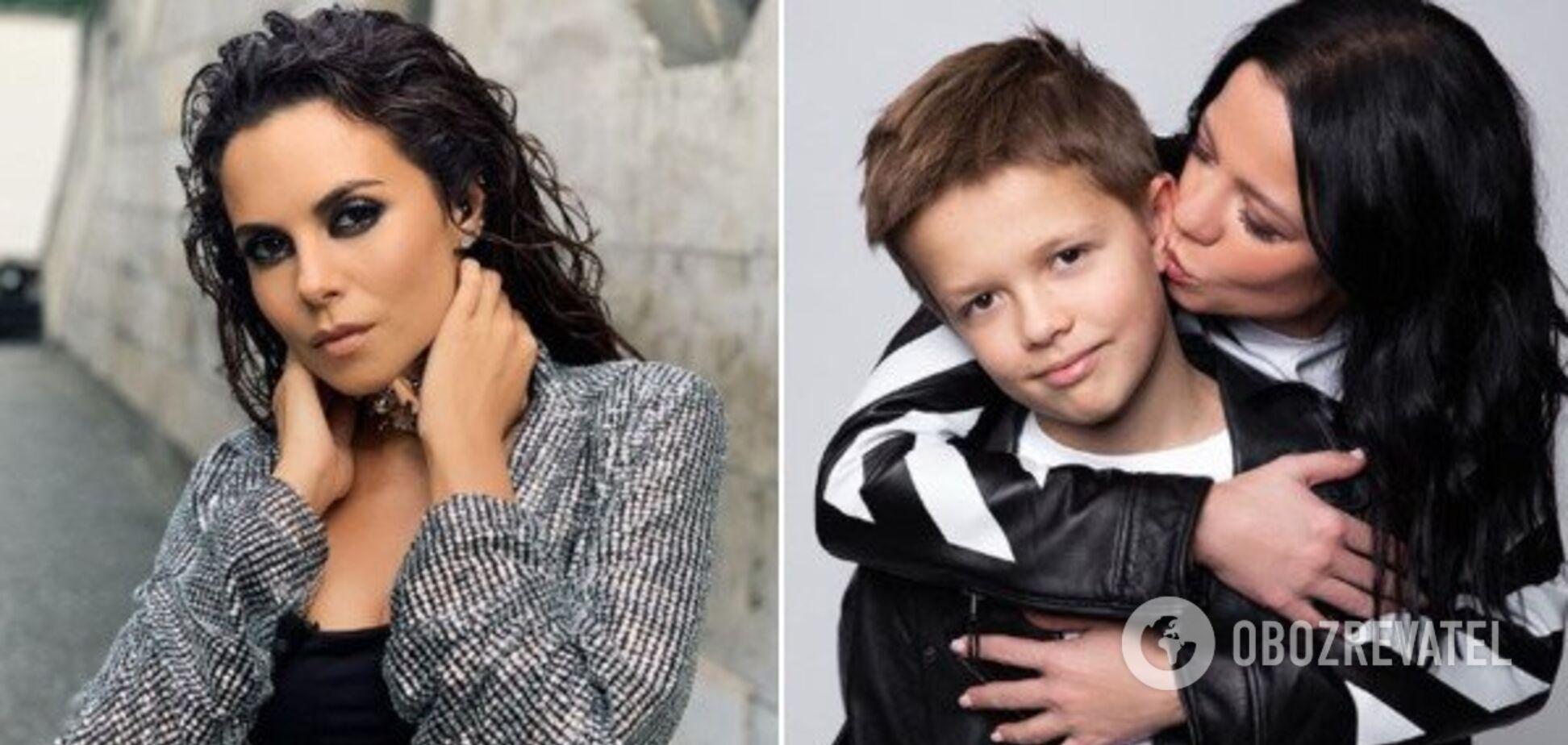 'Нет теплых отношений': экс-жена Потапа призналась, как их сын общается с Каменских