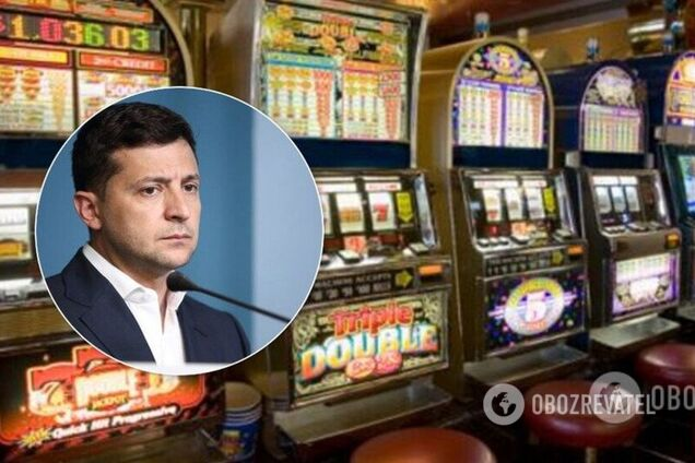 Легализация казино: СМИ раскрыли связь законопроекта с РФ и Зеленским