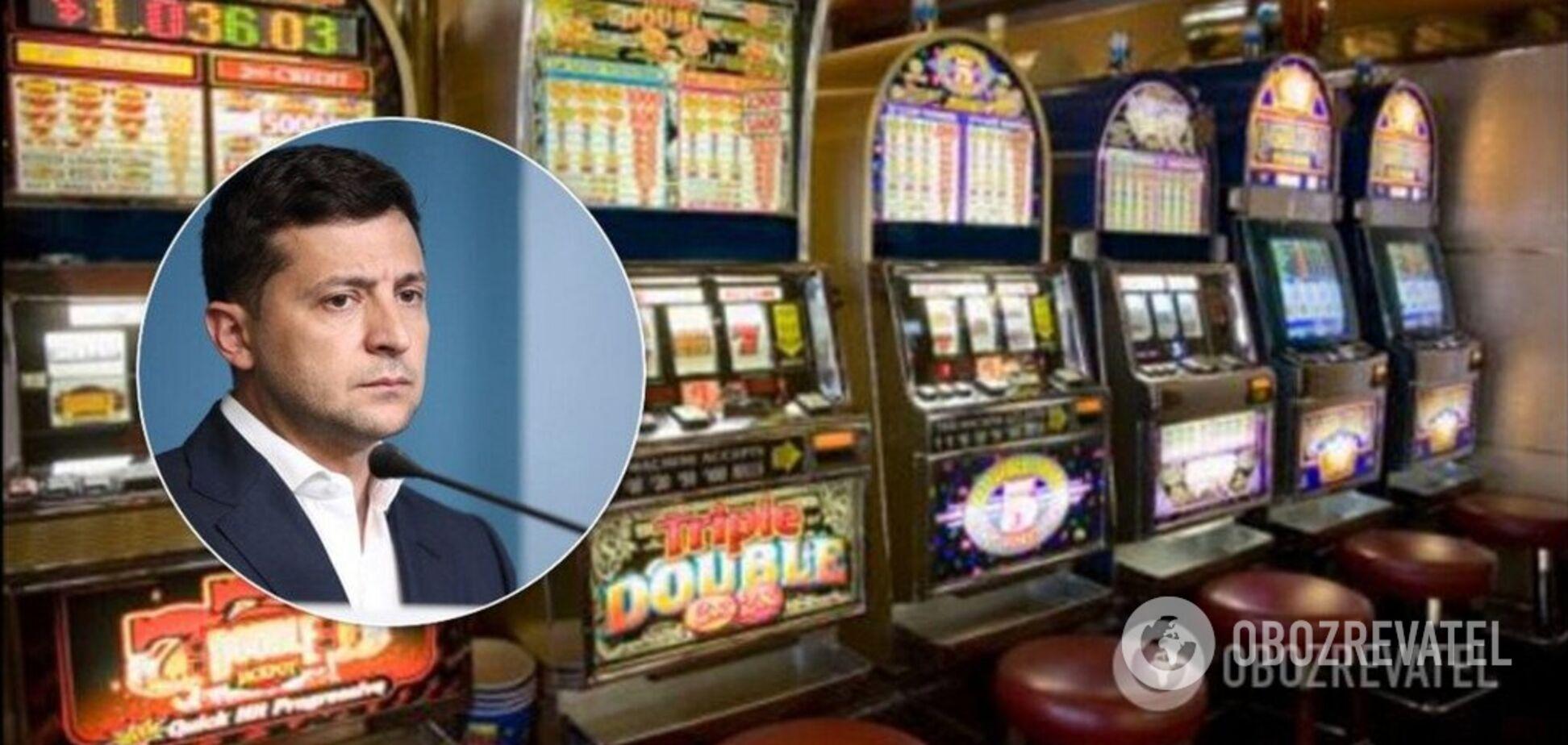 Как в Украине легализуют азартные игры и кто заработает: подводные камни