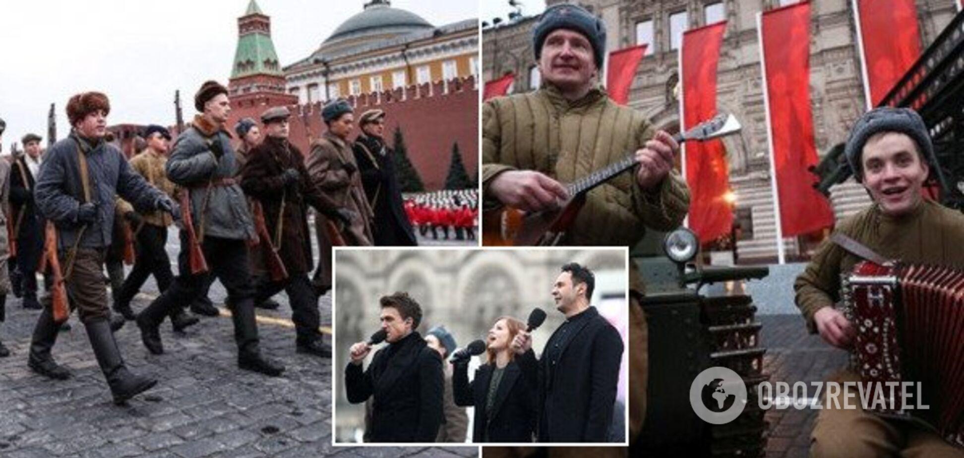 Звезды из РФ поддержали новое 'победобесие' в Москве: кто засветился