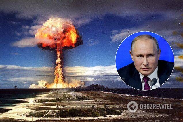 Кремль готовится к ядерной войне