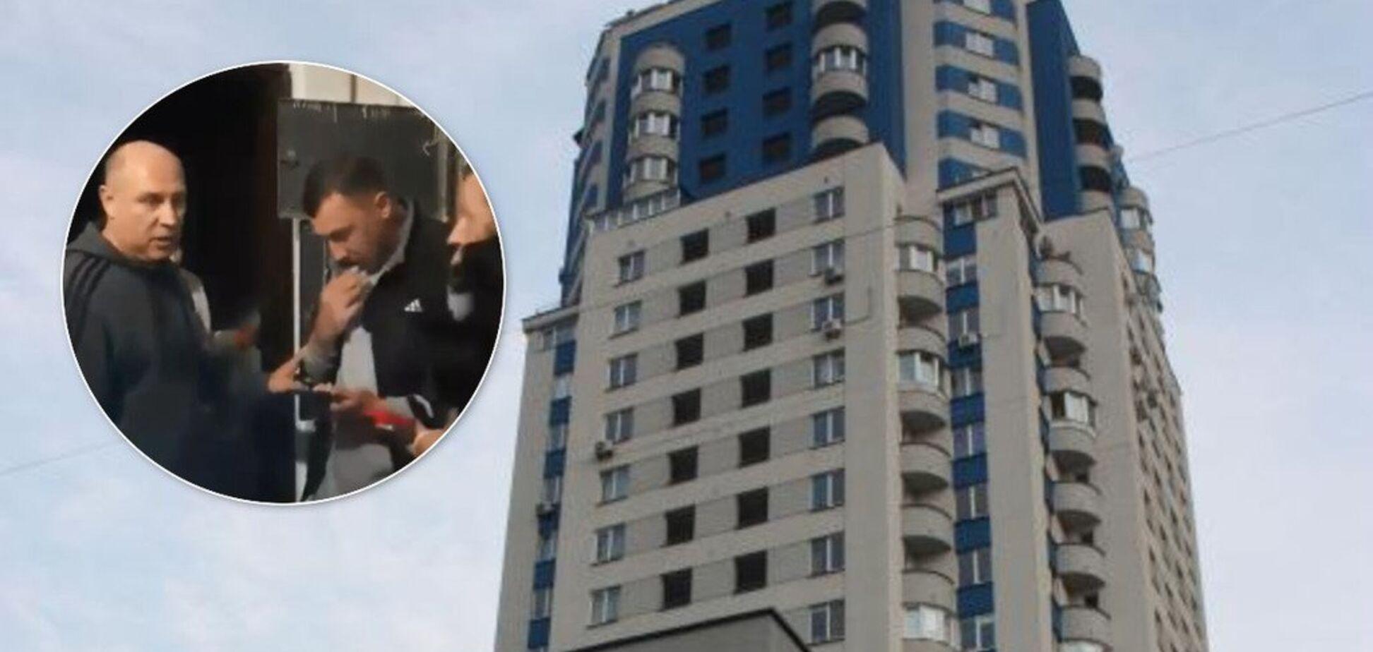 Коммунальная война с кровавым исходом: все детали стрельбы в киевской многоэтажке