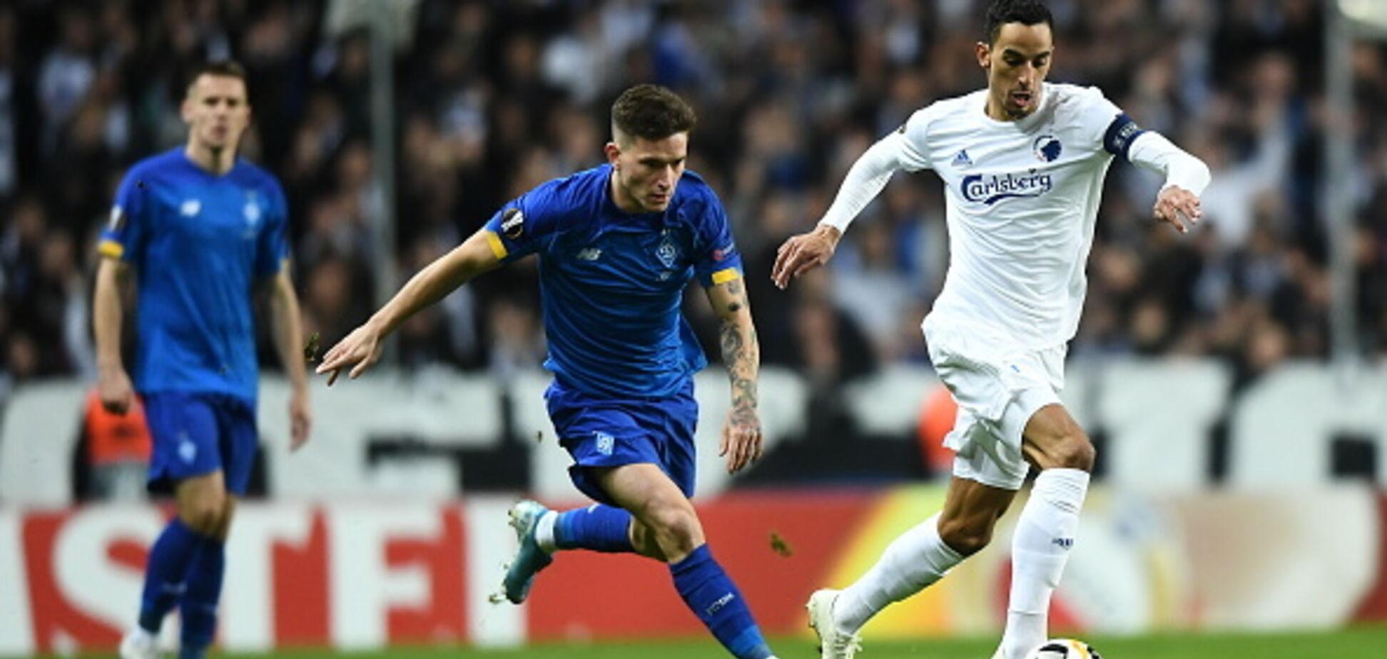 'Динамо' не забило пенальті й не змогло перемогти в Лізі Європи