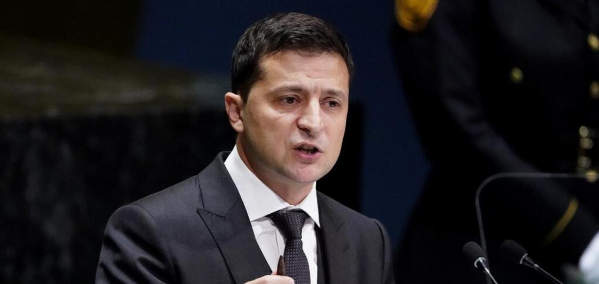 Зеленский выдал план по Донбассу