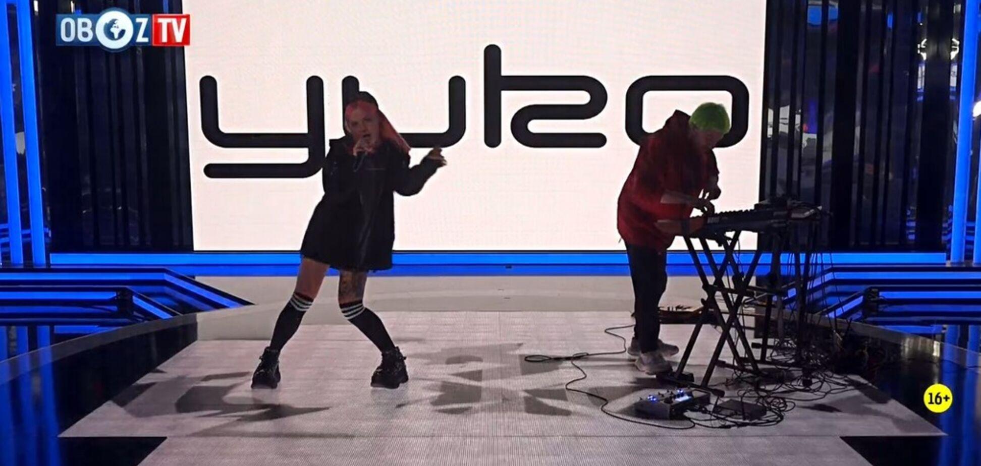Гурт 'YUKO' стали гостями прямого етеру 'Бурчук LIVE'