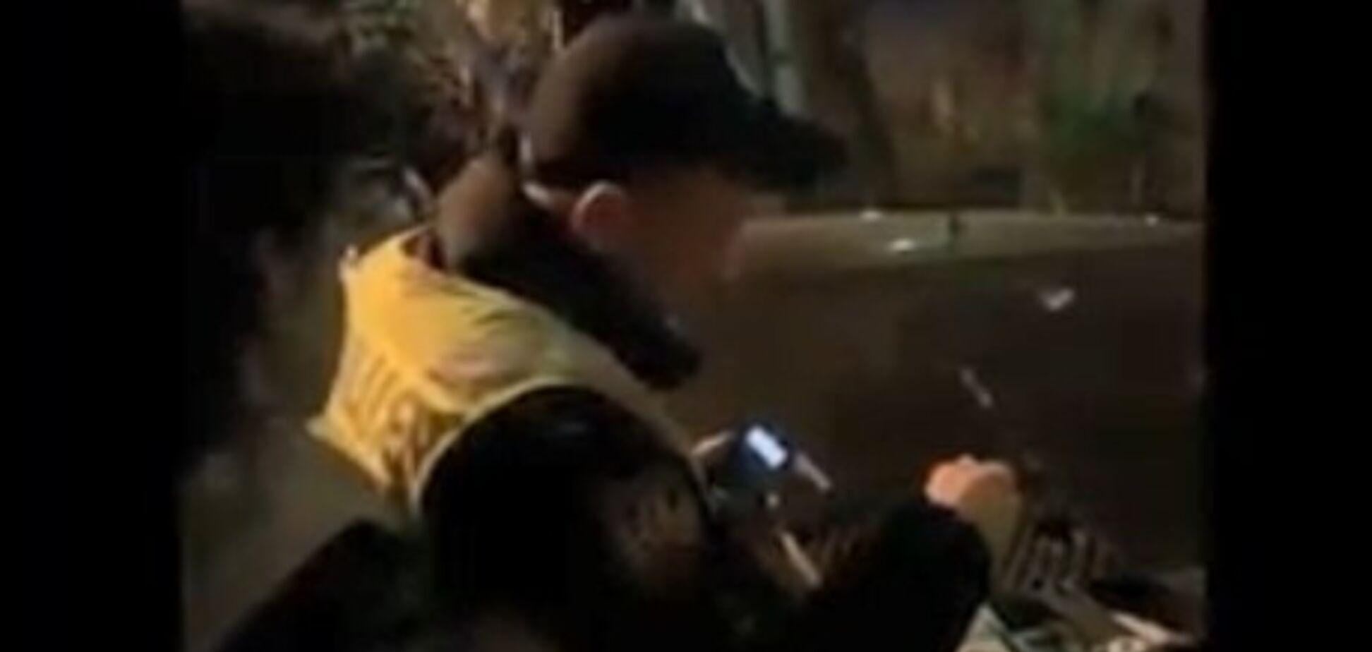 'Перший день за кермом': у Києві дівчина за пів години влаштувала дві ДТП