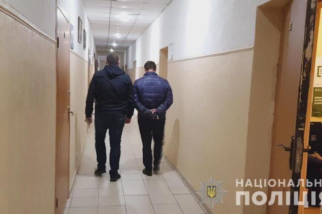 В Одессе задержали убийцу