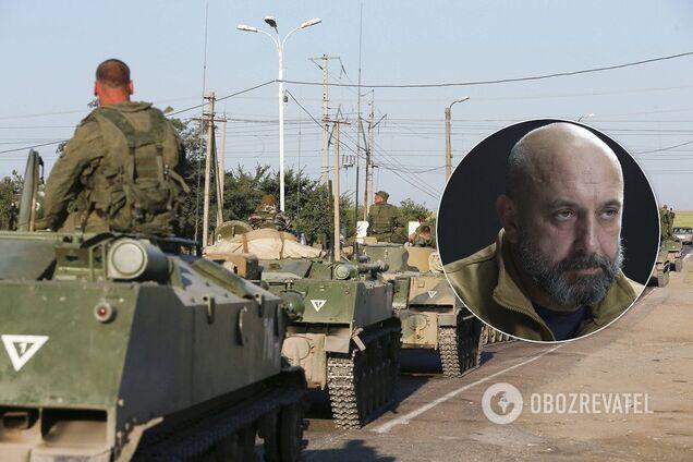 Генерал ВСУ указал на возможное вторжение России