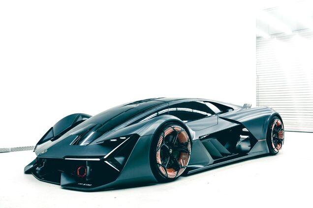 Концепт гіперкара Lamborghini Terzo Millennio