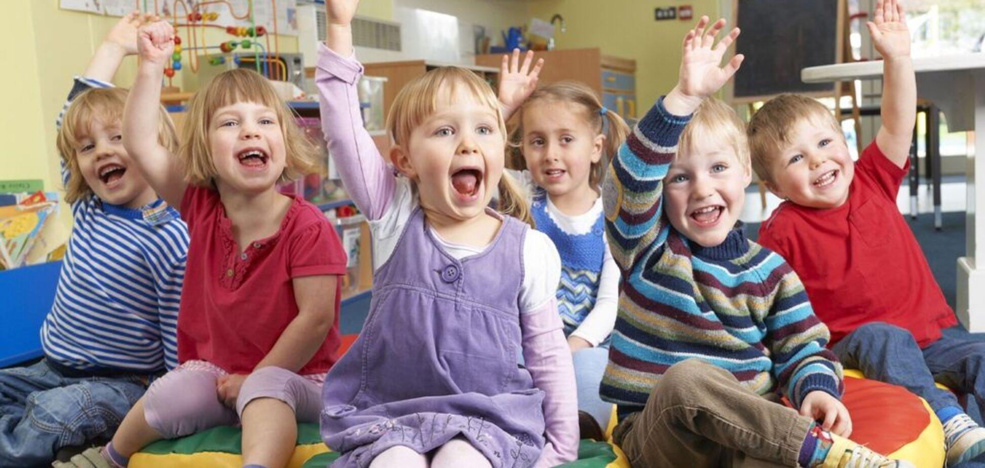 Как устроить ребенка в детский сад: сложности оформления в Днепре