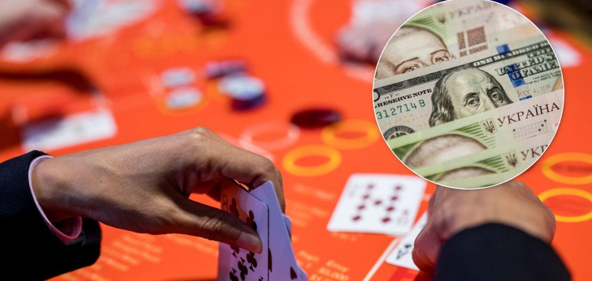'Слуга народа' легализует азартные игры в Украине: что важно знать о новшестве