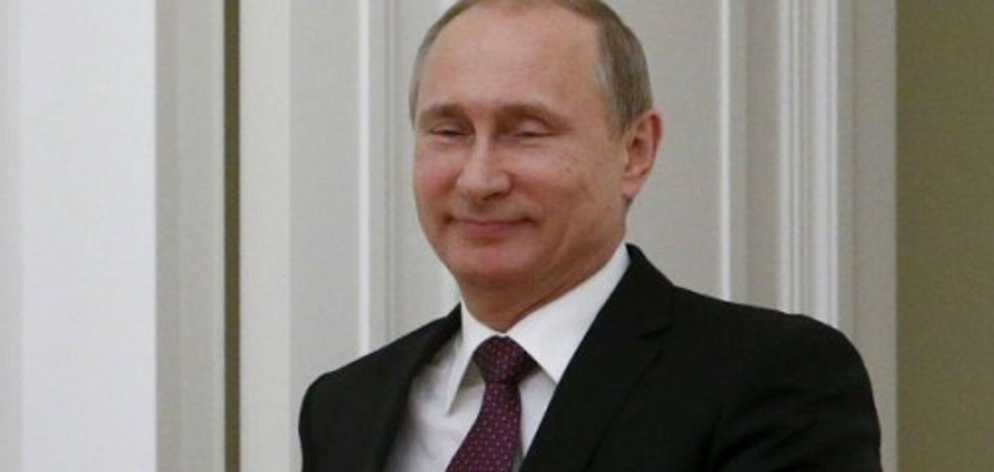 Почему Путина любят во всем мире