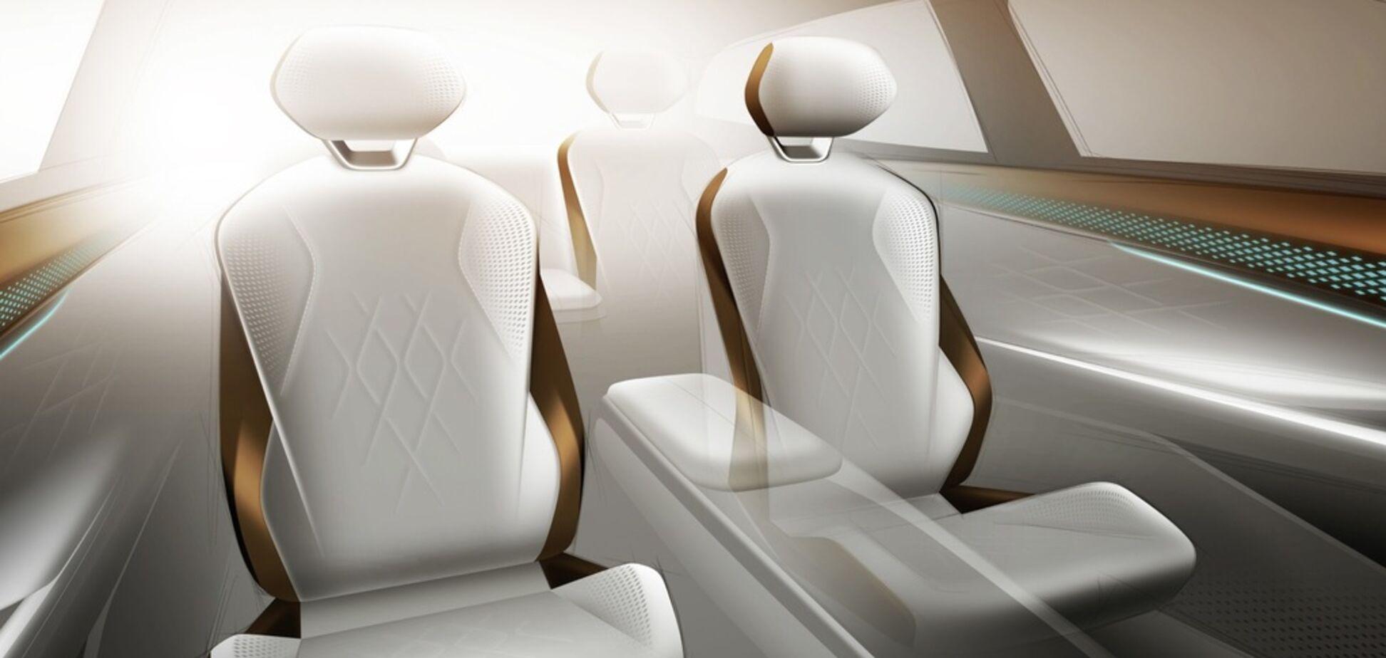 Кросовер майбутнього: Volkswagen показала концепт електрокара ID Space Vizzion