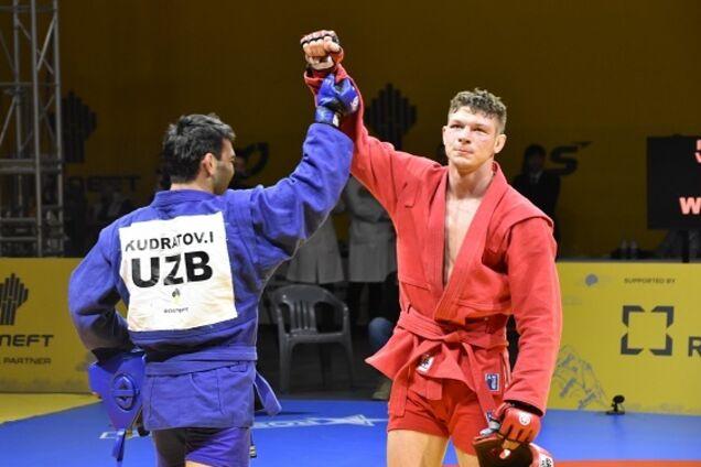 Владислав Руднев (справа) - чемпион мира-2019