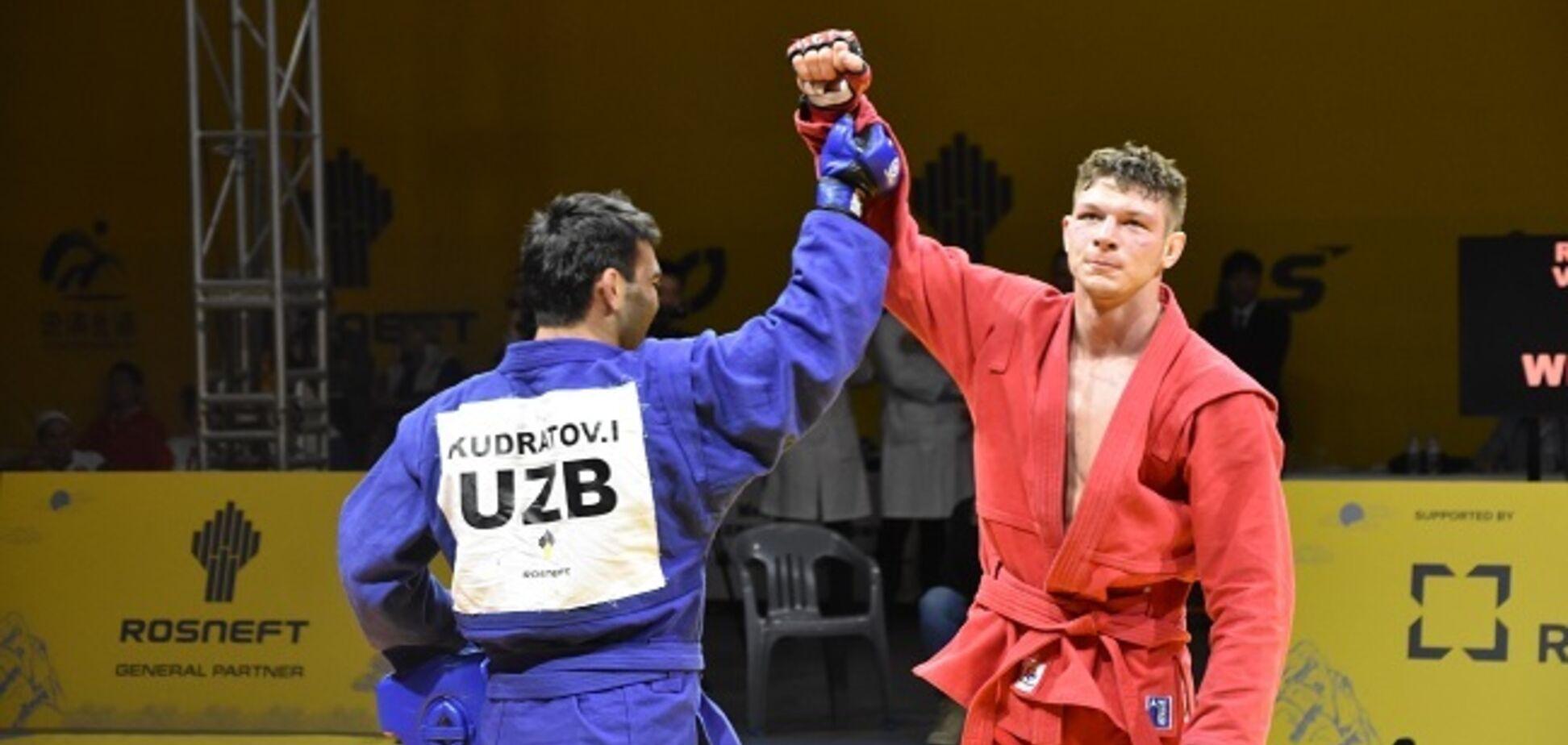 Український самбіст у драматичній боротьбі став чемпіоном світу-2019