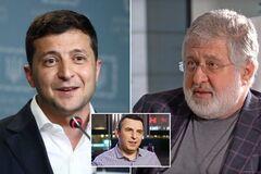 'На что-то же надо жить!' Помощника Зеленского подловили на тайной встрече с Коломойским. Видео