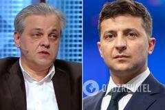 'Это наше поражение': Рахманин объяснил, почему в Украине 'война против Зеленского'