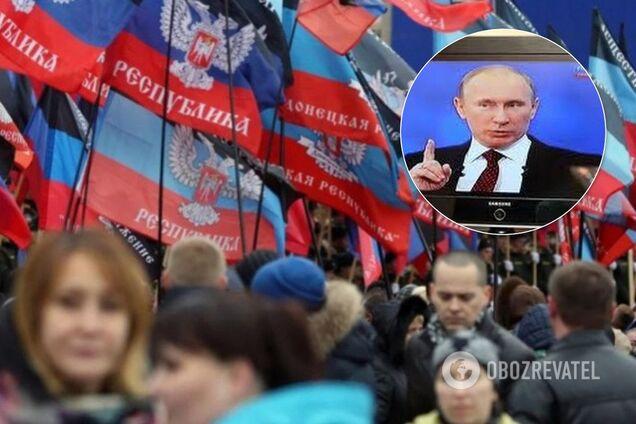Информационная обработка жителей Донбасса крайне опасна, убежден Тука