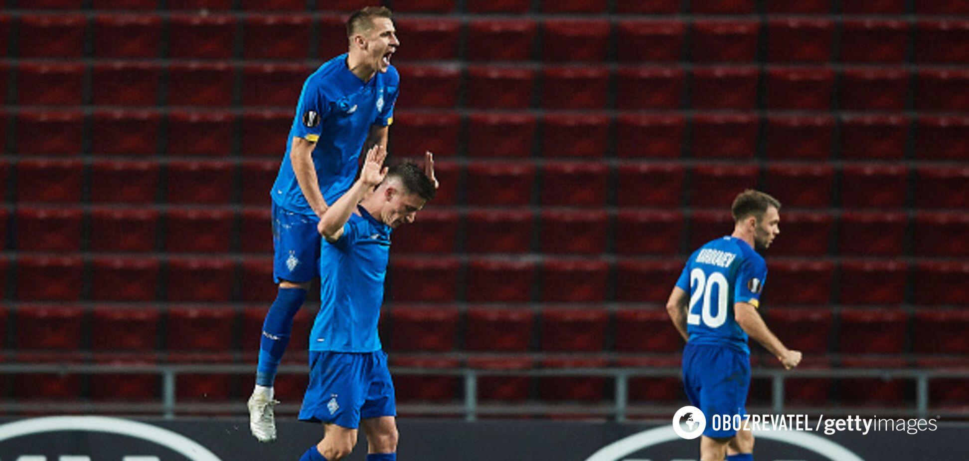 'Не радів, тому що...' Вербич розповів про матч 'Динамо' в Лізі Європи