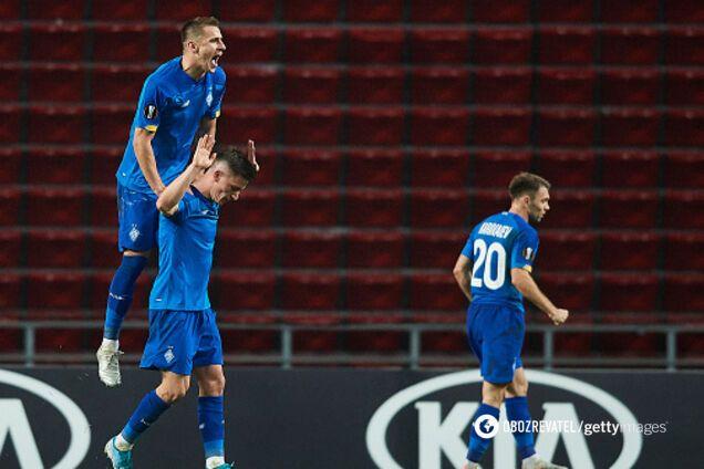 'Не радовался, потому что...' Вербич рассказал о матче 'Динамо' в Лиге Европы