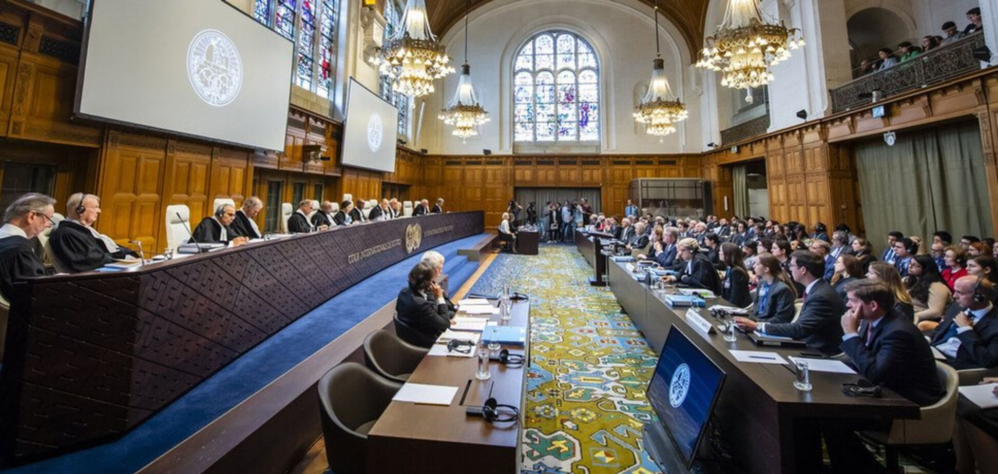 Международный суд ООН