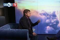 Ток-шоу OBOZ TALK. Гость – Павел Розенко