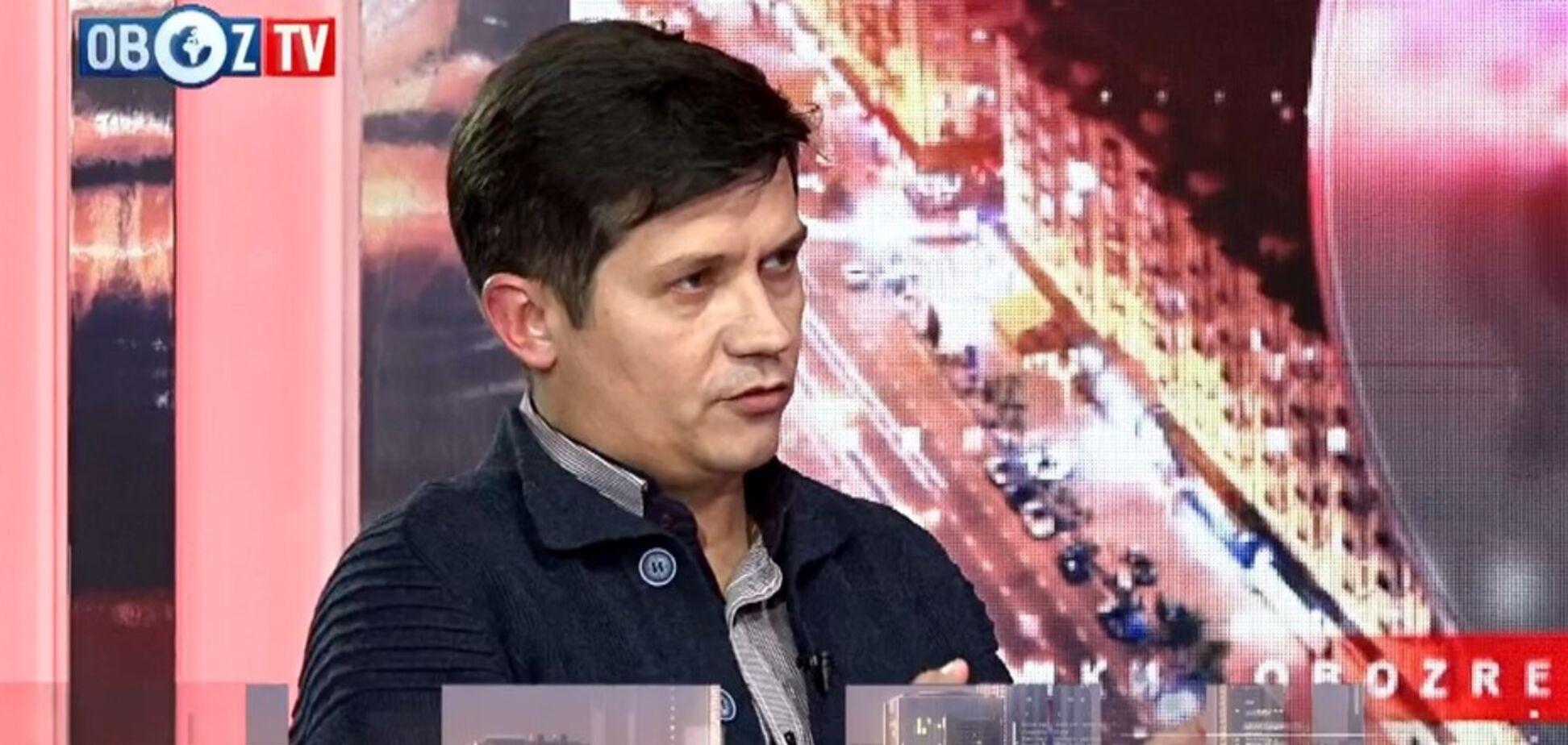Применяется системная технология о забывании Крыма: исследователь экстримизма