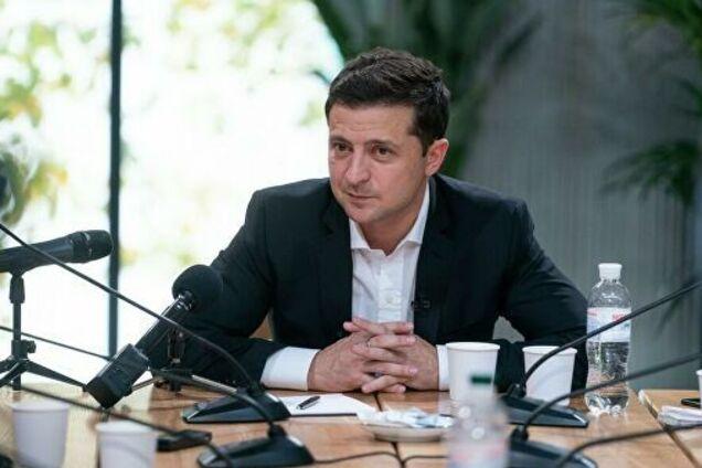 Владимир Зеленский на пресс-марафоне