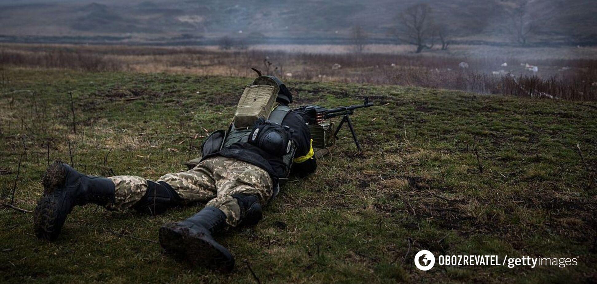 'Л/ДНР' атаковали ВСУ на Донбассе: Украина понесла потери