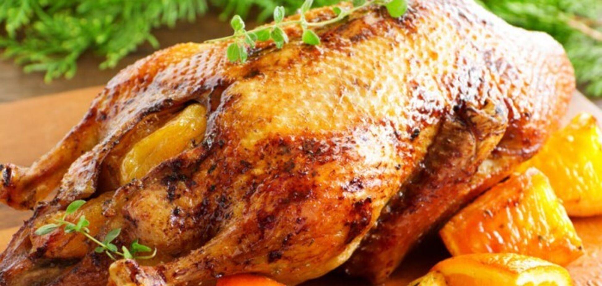 Рецепт чудової качки по-французьки