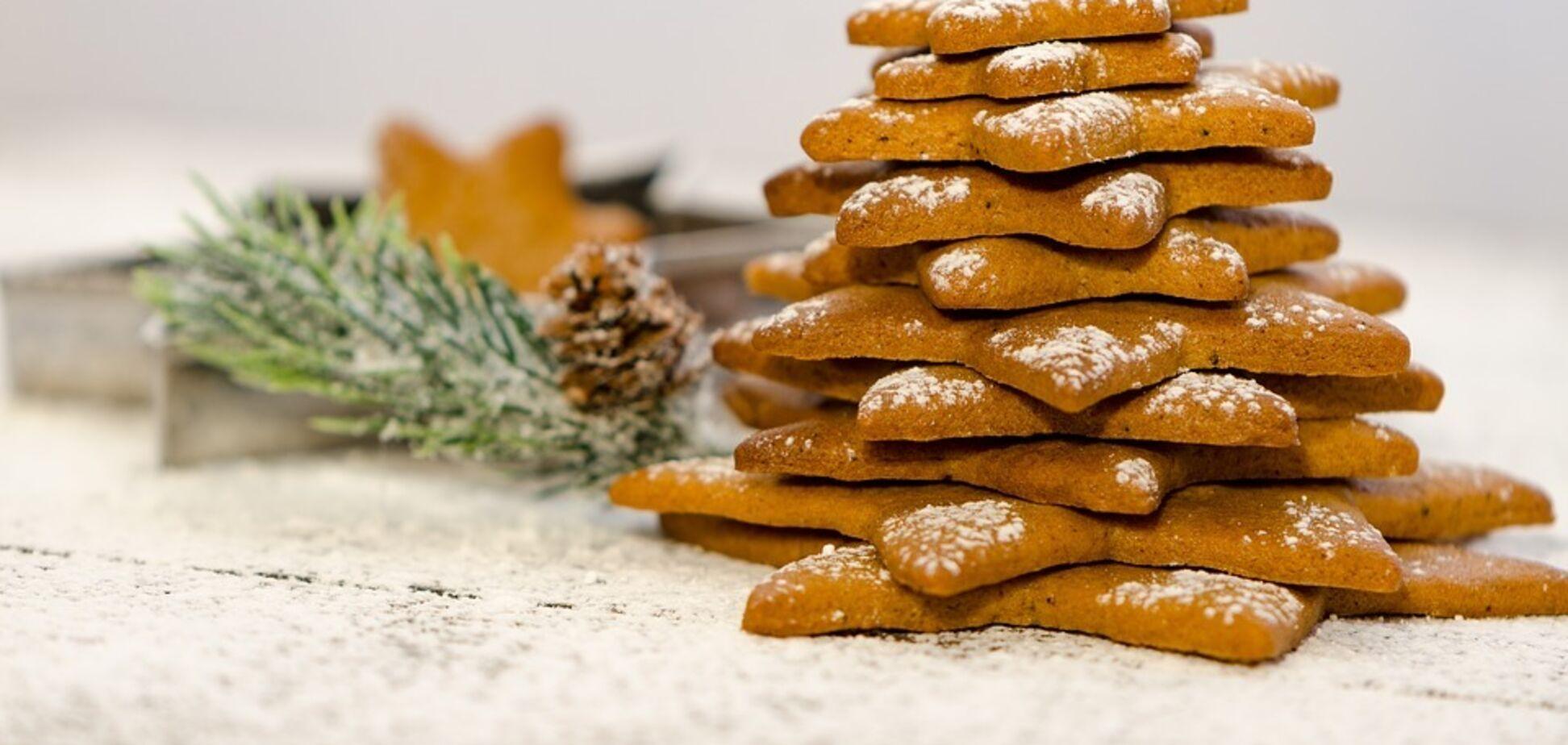 Рецепт восхитительного печенья на Новый год 2020