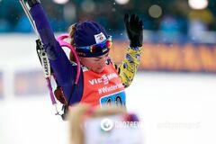 Украина вошла в топ-10 спринта Кубка мира по биатлону