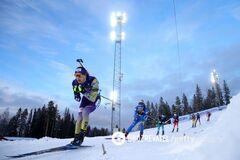 Состоялся мужской спринт на Кубке мира по биатлону: где Украину