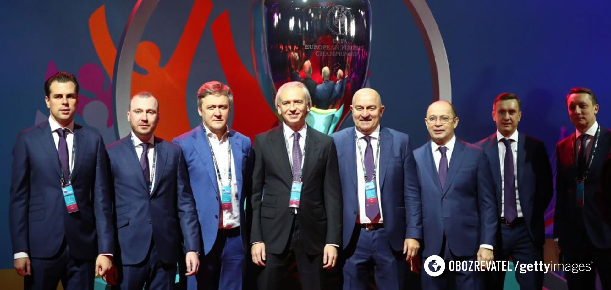 'Є два мінуса': в Росії оцінили результати жеребкування Євро-2020
