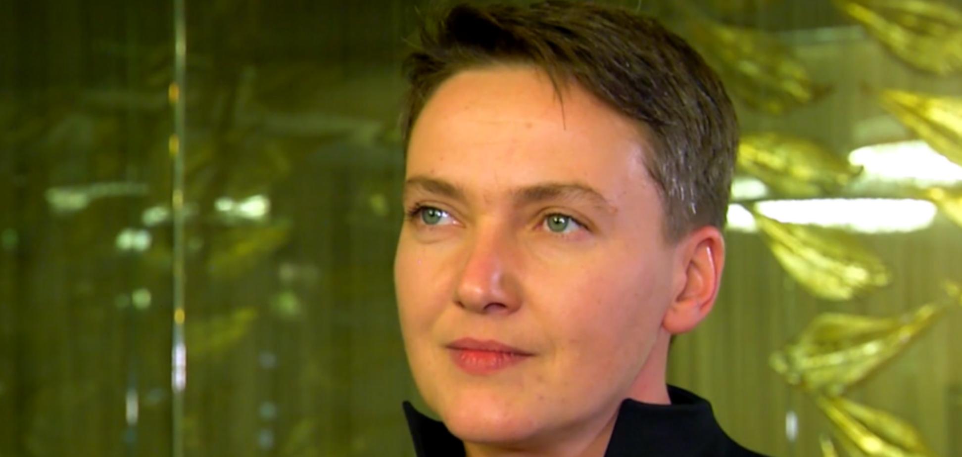 'Бандиты, военные, бизнесмены': Савченко сделала признание об интимных отношениях