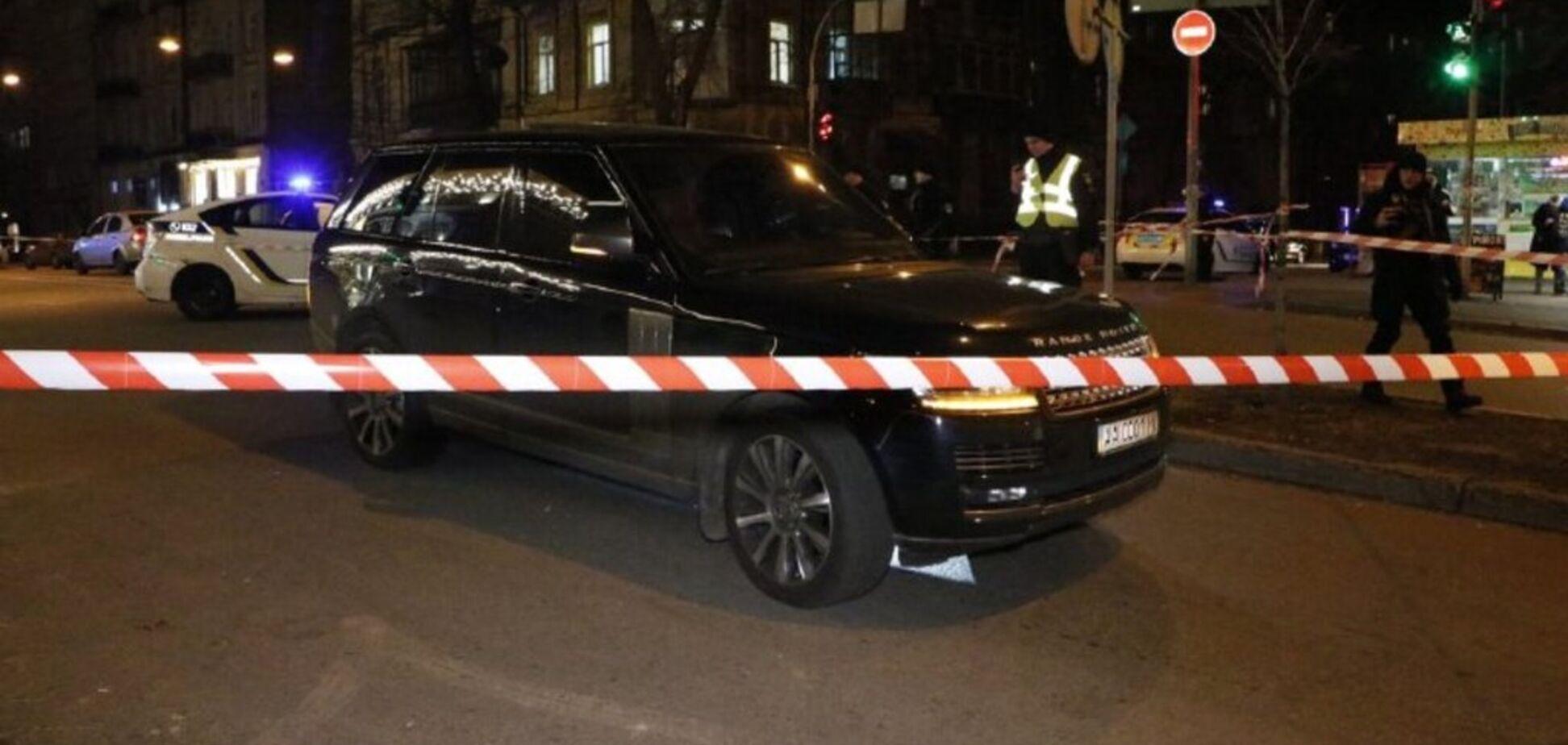 У Києві під час замаху на депутата вбили дитину. OBOZREVATEL дізнався про перших затриманих